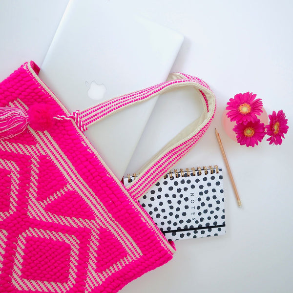 Bhavy Bag - Hot Pink | Gift Pop Boutique