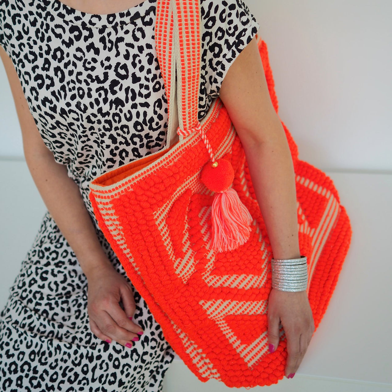 Bhavy Bag – Bright Orange | Gift Pop Boutique