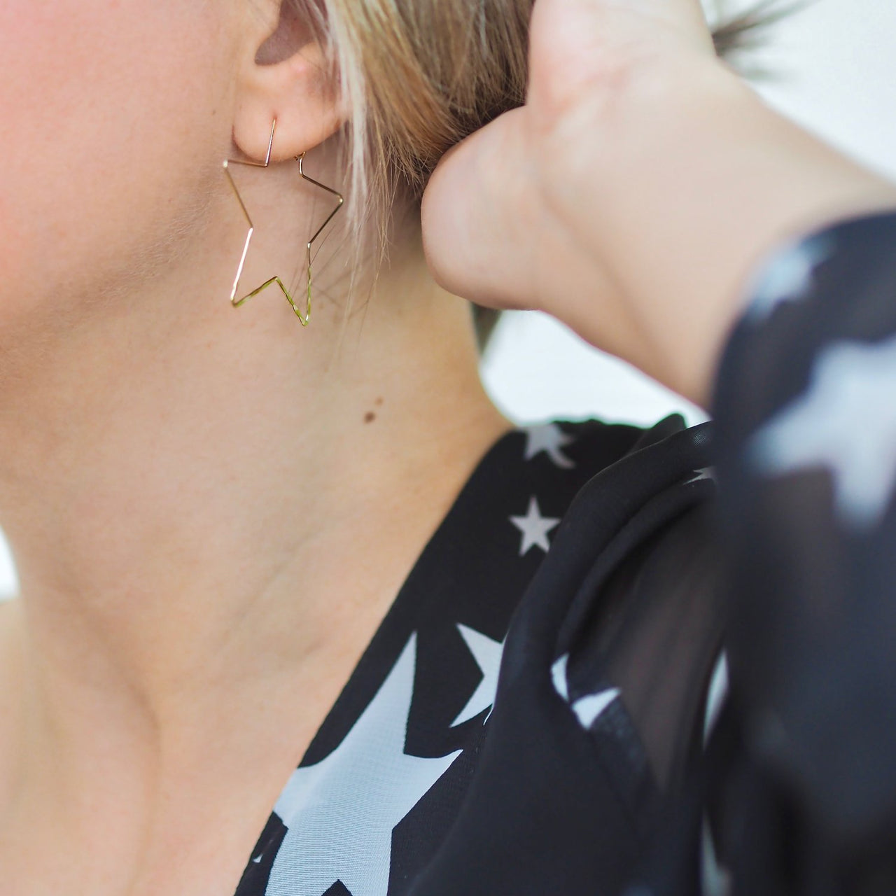 Mega Star Earrings | Gift Pop Boutique