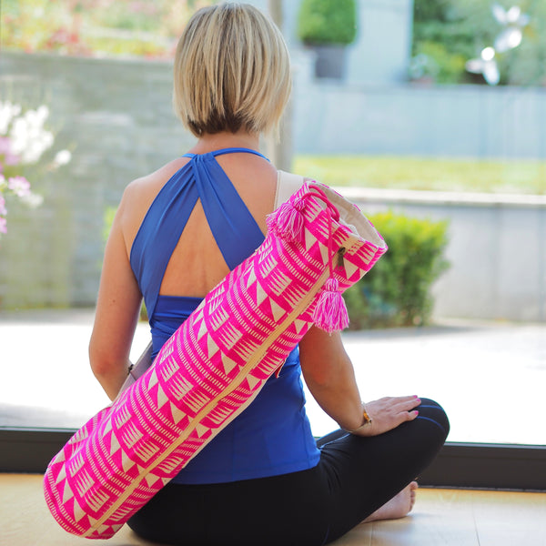 Lotus Yoga Bag | Gift Pop Boutique