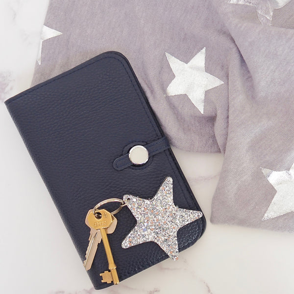 Wanderlust Wallet - Navy | Gift Pop Boutique