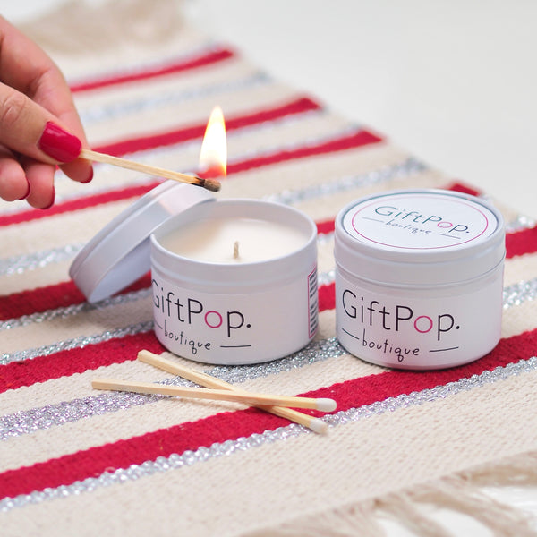 Pop Candle - Apple and Cinnamon