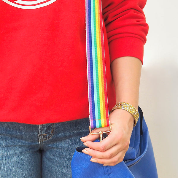 Rainbow strap | Gift Pop Boutique