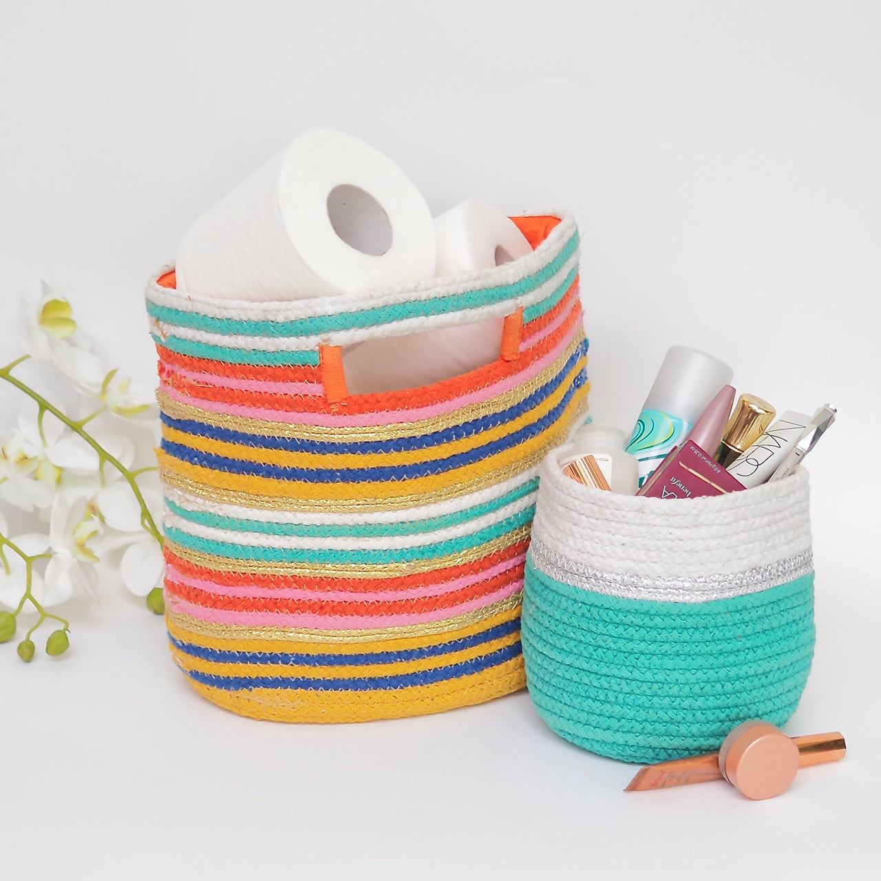 Storage Rainbow Basket