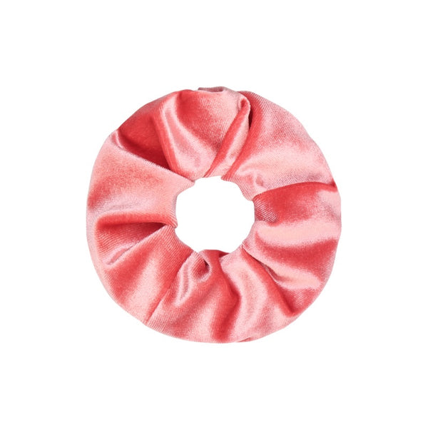 Velvet Scrunchie - Peachy