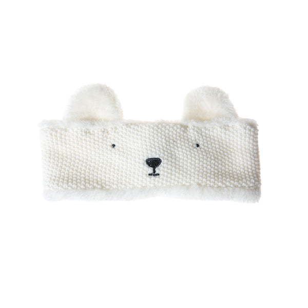 Polar Bear Head Warmer | Gift Pop Boutique