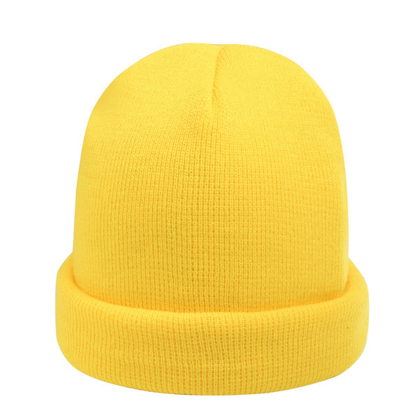 Beanie Mustard | Gift Pop Boutique