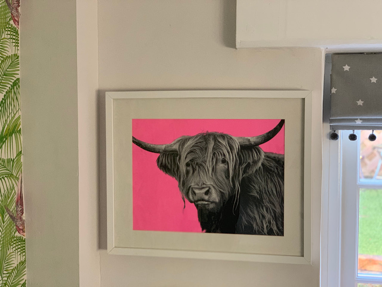 Stan The Highland Cow Print | Gift Pop Boutique