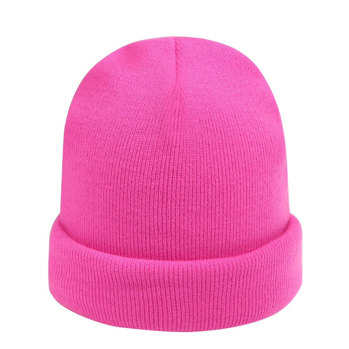 Beanie Neon Pink | Gift Pop Boutique