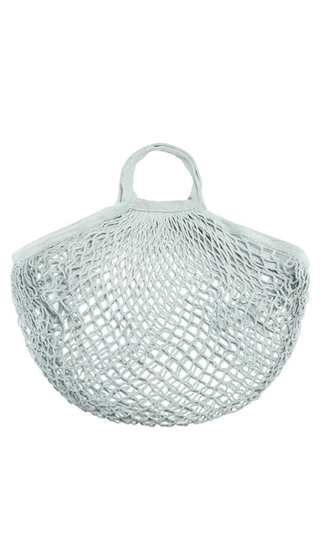 String Bag - Grey | Gift Pop Boutique