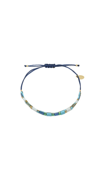 Beach Bound Bracelet - BLUE