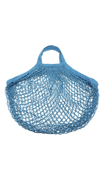 String Bag - Blue | Gift Pop Boutique