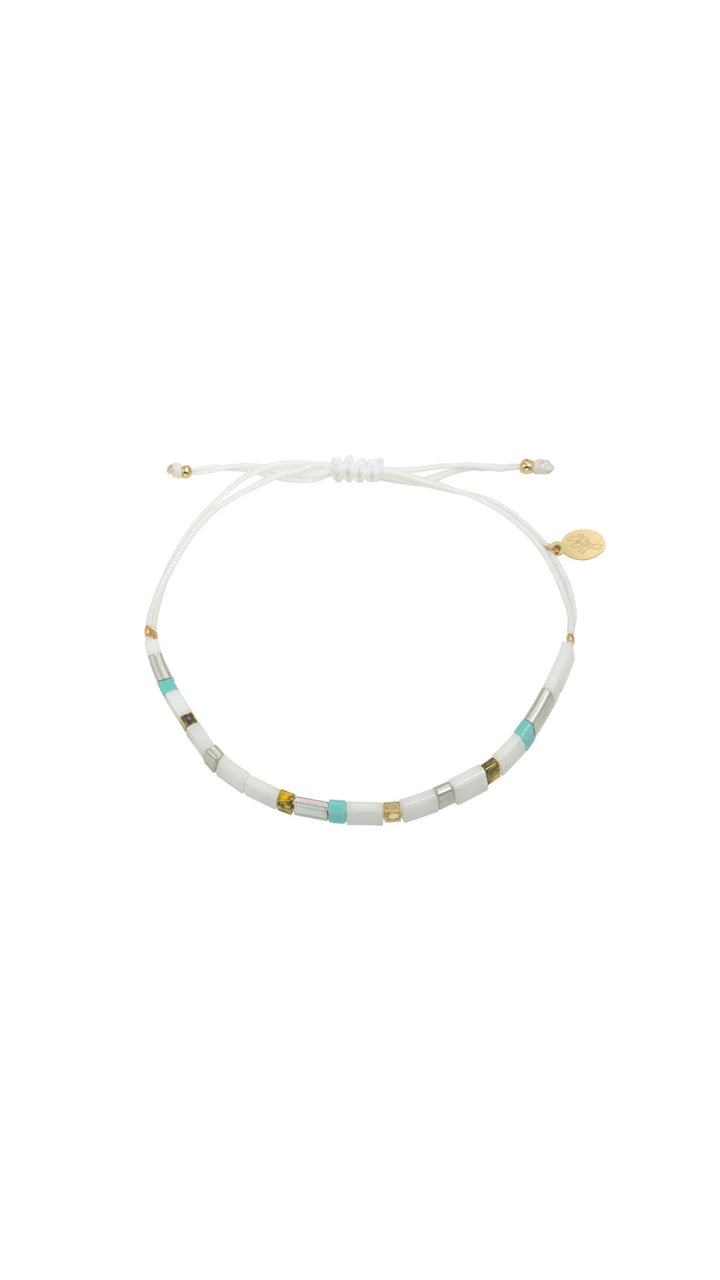 Beach Bound Bracelet - WHITE