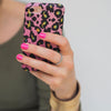 Pink Leopard Phone Cover | Gift Pop Boutique