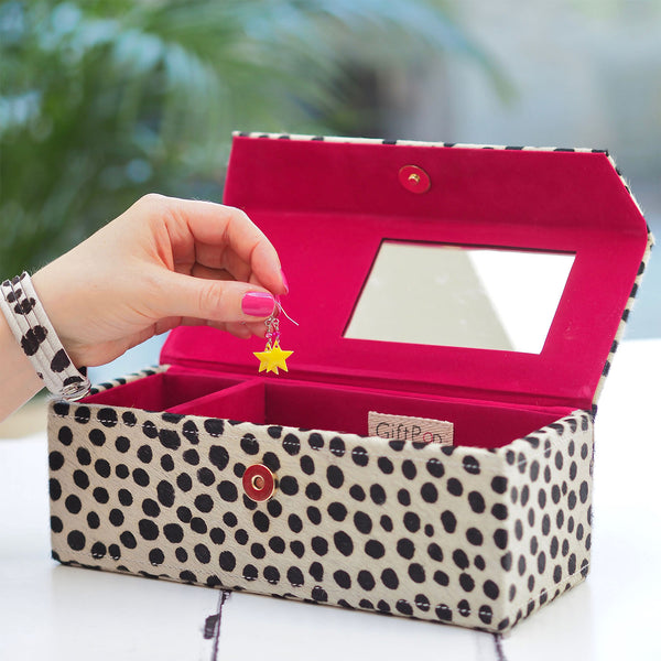 Jewellery Box - The Dottie | Gift Pop Boutique