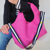 Hot Pink Tote | Gift Pop Boutique