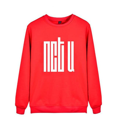 Neo Culture Technology NCT U Sweatshirt Mark, Jaehyun, Taeil, Taeyong, Doyoung, Ten Mega K-pop