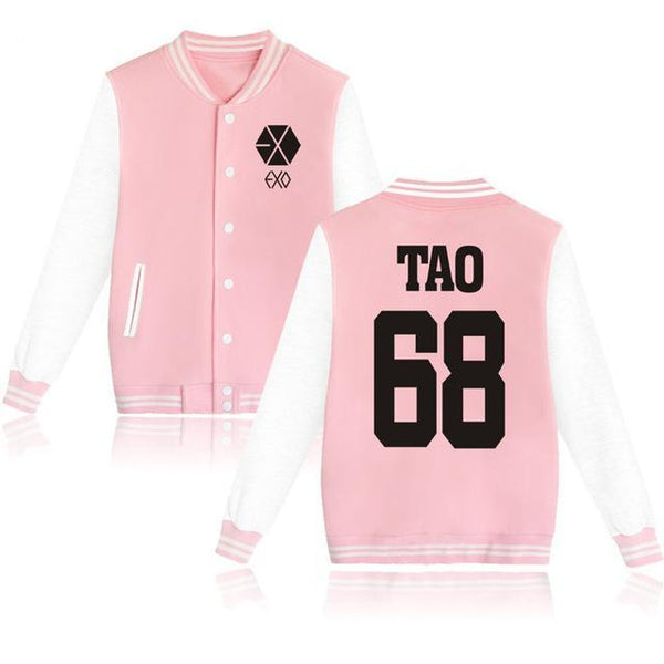 (All BIAS Names) EXO Pink Jacket