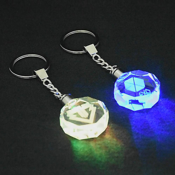 Big Bang BIGBANG Ignitable Crystal Key Chain