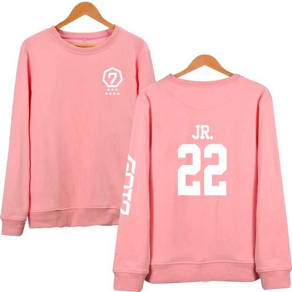 (All BIAS Names) GOT7 Sweatshirt
