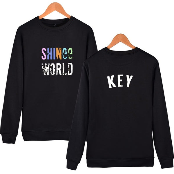 (All BIAS Names) SHINee World Sweatshirt