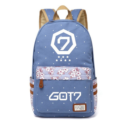 GOT7 Backpack 4