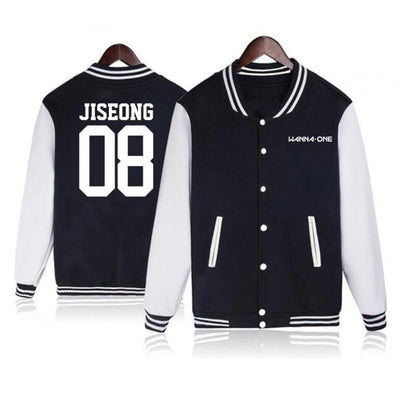 (All BIAS Names) Wanna One Black Jacket