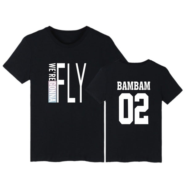(All BIAS Names) GOT7 We're Gonna Fly T-Shirt