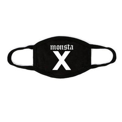 Monsta X Face Mask IV