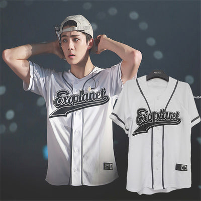 (All BIAS Names) EXOPlanet Baseball T-Shirt