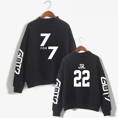 (All BIAS Names) GOT7 7 For 7 Sweatshirt