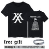 Monsta X All Names T-Shirt