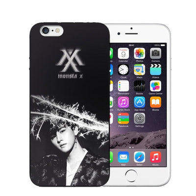 Monsta X iPhone Cases