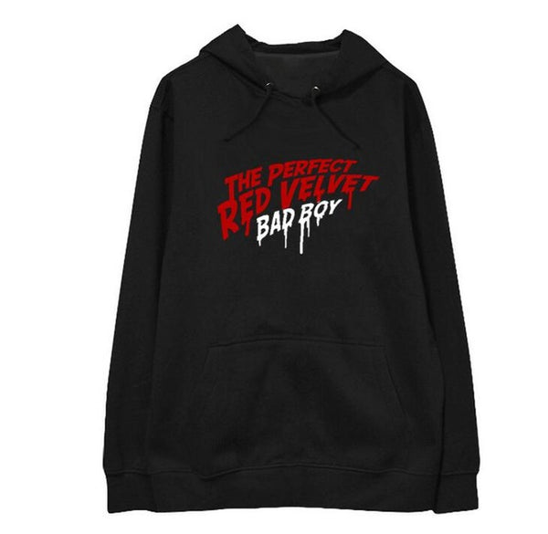 The Perfect Red Velvet Bad Boy Hoodie Irene Yeri Wendy Joy Seulgi Mega K-Pop