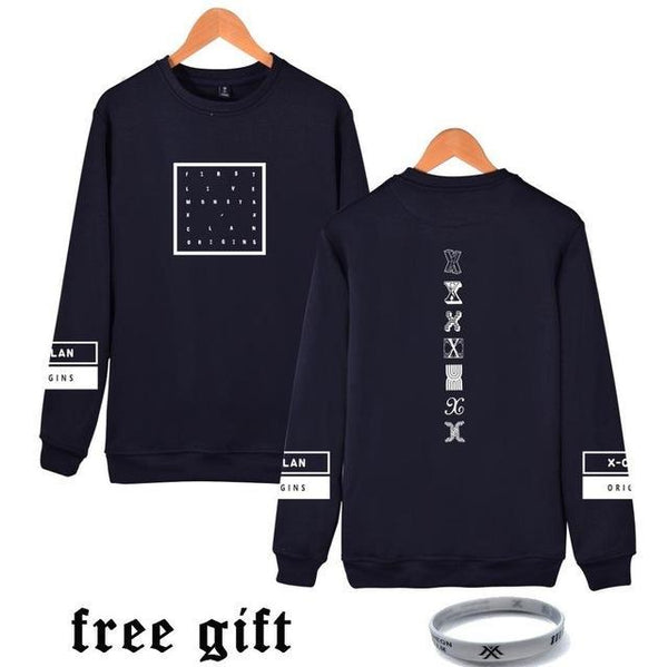 Monsta X Clan Origins Sweatshirt