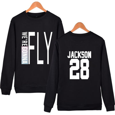 (All BIAS Names) GOT7 We're Gonna Fly Sweatshirt