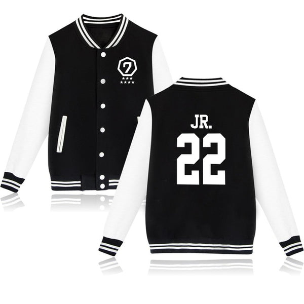 (All BIAS Names) GOT7 Black Jacket
