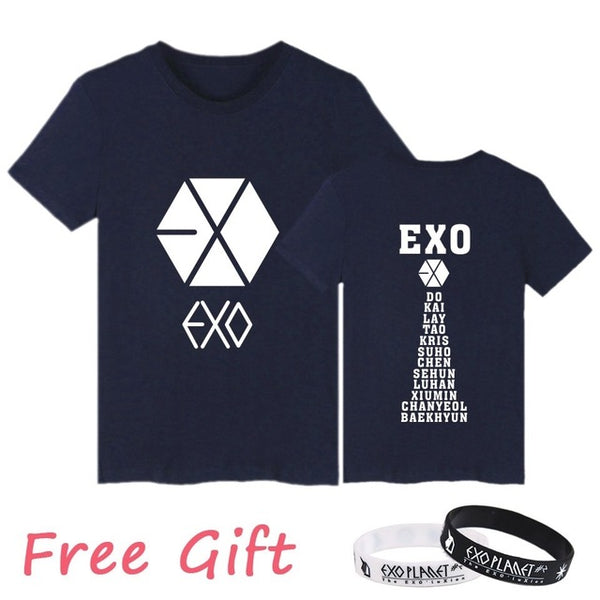 EXO All Names T-Shirt