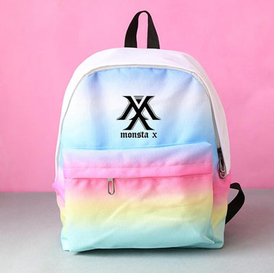 Monsta X Gradient Backpack