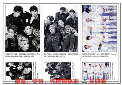 SHINee World V 120 Postcards +1