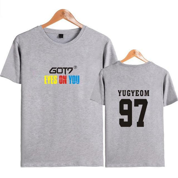(All BIAS Names) GOT7 Eyes On You T-Shirt