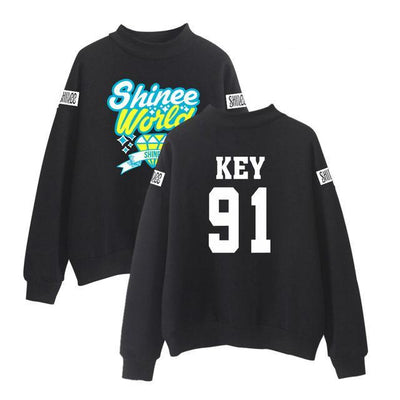 (All BIAS Names) SHINee Diamond Sky Concert Sweatshirt