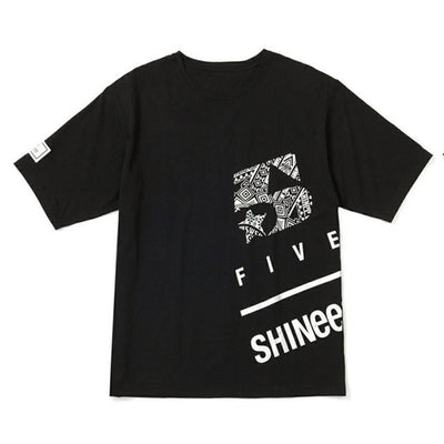 SHINee Official Five Album World Tour T-Shirt