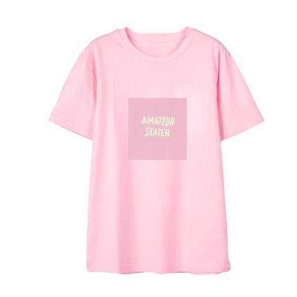 NCT 127 Johnny Amateur Skater T-Shirt