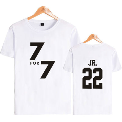 (All BIAS Names) GOT7 7 For 7 T-Shirt