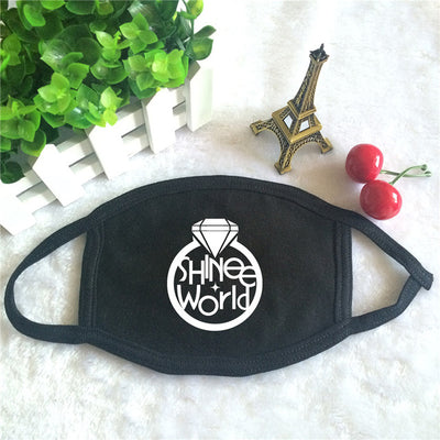 SHINee World Face Mask