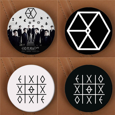 EXOPlanet #2 Album Brooch Pins