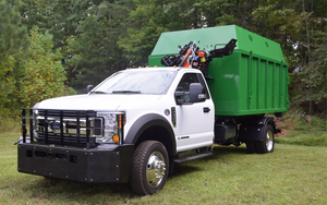 2018 Ford F-550 Super Duty