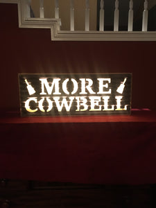 More Cowbell Stacked