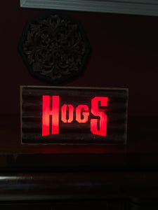 Hogs -small
